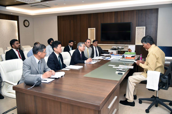 Japanese MNC to invest 1,000 crore in manufacturing project in Sri City.