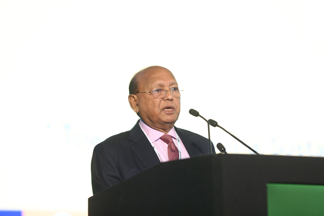 We are really amazed to see the growth rate of Andhra Pradesh, says Tofail Ahmed, Commerce Minister, People's Republic of Bangladesh.