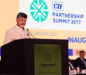 665 MoUs worth Rs.10.54 trillion and with the potential to provide employment to 23.34 lakh people were signed, says Hon'ble Chief Minister N Chandrababu Naidu.