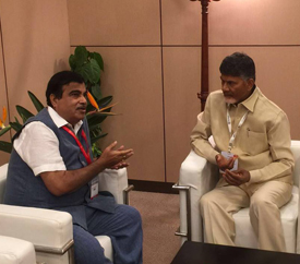 Two Coastal Economic zones to be developed in Andhra Pradesh, says Hon'ble Union Minister Nitin Gadkari.