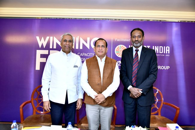 Winning FDI – A capacity building workshop for Indian States