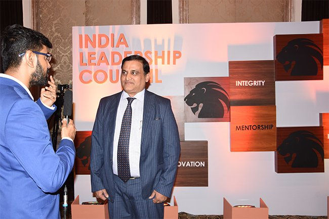 Economic Times interviewed J.Krishna Kishore during the Leadership Council meet