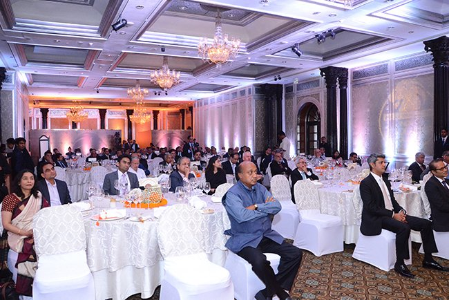 Economic Times India Leadership Council-organised in Mumbai