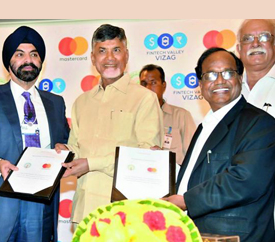 Andhra Pradesh Inks MoU With Mastercard for Safe Digital Transactions