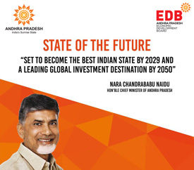 Government of Andhra Pradesh continues to lure Investors on day 2 of the Partnership Summit at Vishakhapatnam.