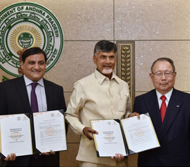 Japanese major THK to establish first India facility in Andhra Pradesh
