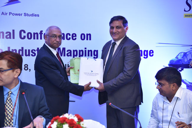 APEDB participates in 13th International Conference on Energising Indian Aerospace Industry: Mapping the Change