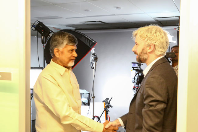 'Accelerating Sustainable Production' - A USD 5 billion opportunity in the  Automotive and Electronics Industries in Andhra Pradesh