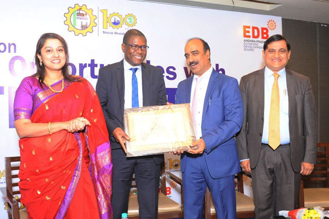 Business Opportunities with United Nations - Mr. J. Krishna Kishore, CEO, APEDB