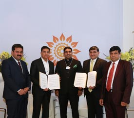 JSW Group to invest in Andhra Pradesh, signs MoU with APEDB at WEF, Davos - Mr. J. Krishna Kishore, CEO, APEDB