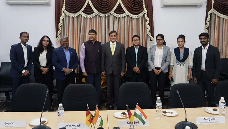 Andhra Pradesh ranked No 1 in Ease of Doing Business State