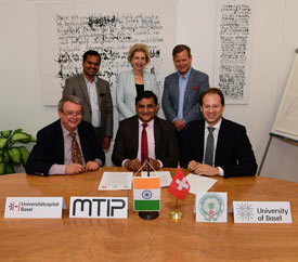 Andhra Pradesh partners with Swiss Med-Tech Innovation Partners for medtech innovations