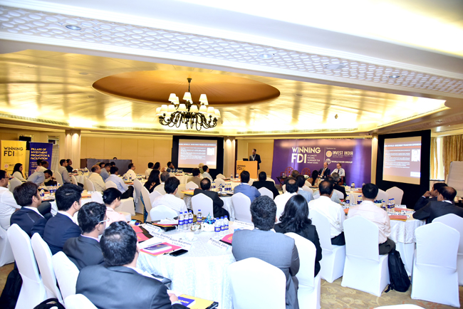 Winning FDI – A capacity building workshop for Indian States-Day 1
