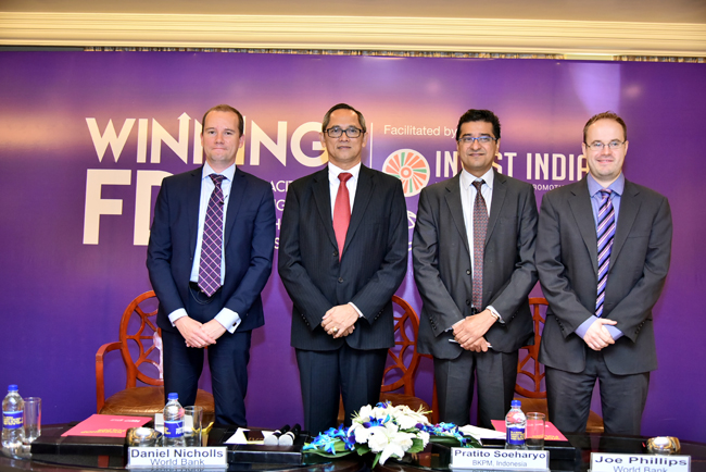 Winning FDI – A capacity building workshop for Indian States-Day 2