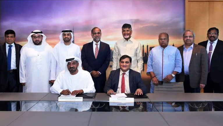Emirates Group, Dubai signs MoU with APEDB.