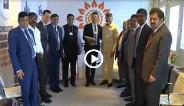 The Fraunhofer's to Explore Possibilities of Investments in Andhra Pradesh