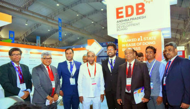 APEDB at the Excon 2017