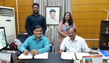 Raghava Group MoU Signing